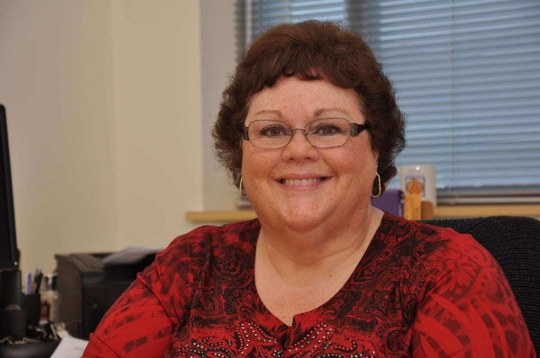 Dr. Doris Burkey, assistant professor of nursing education.