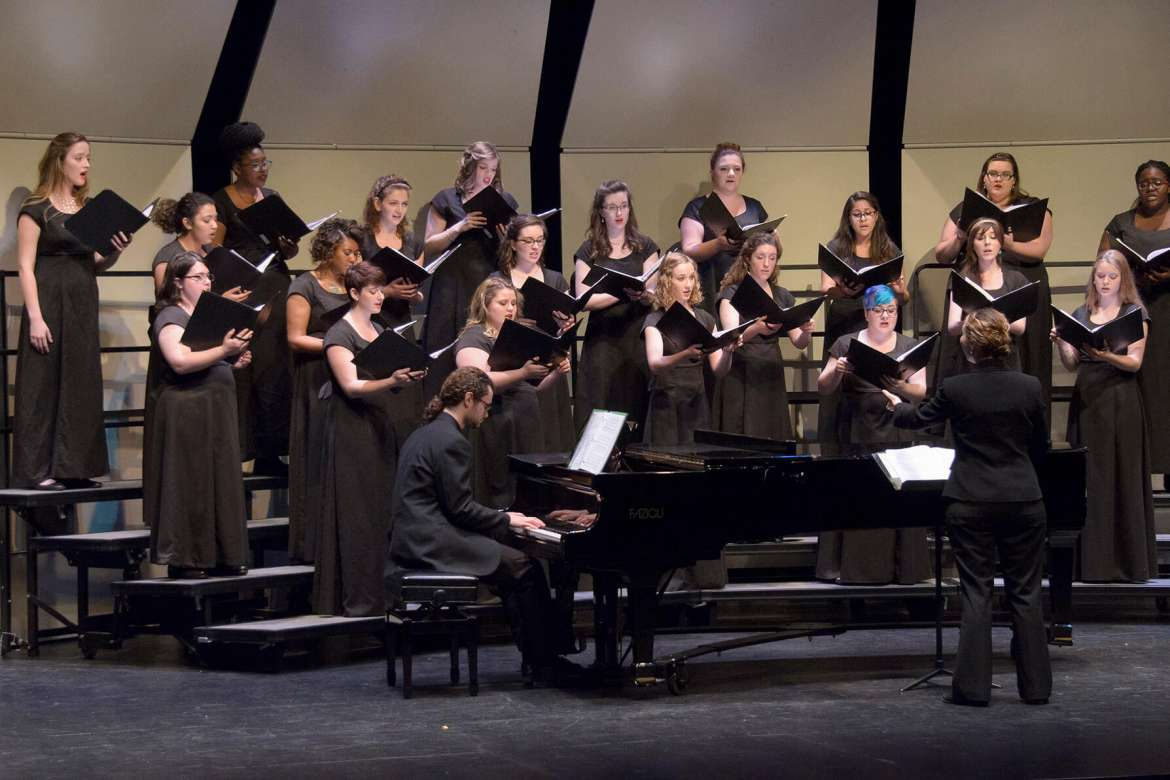 Women's Camerata by John Crawford