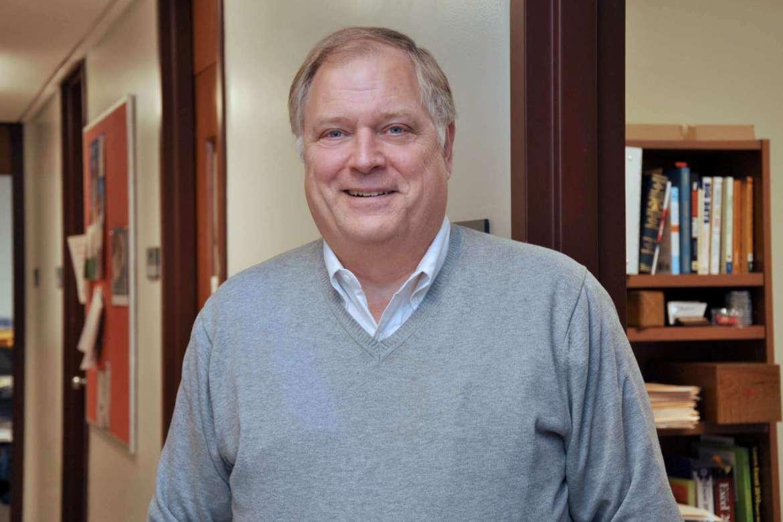Dr. Ben Martz, dean of College of Business