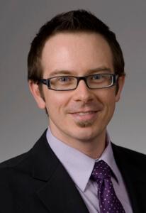 Dr. Kurtis Adams, associate professor of music.
