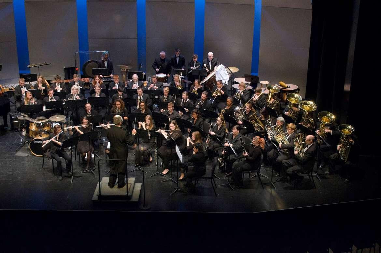 Shepherd Wind Ensemble and Symphonic Band