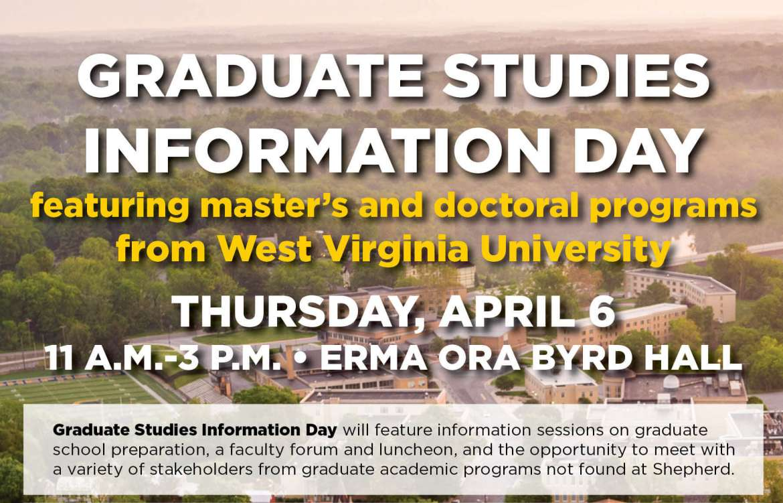 Graduate Studies Information Day