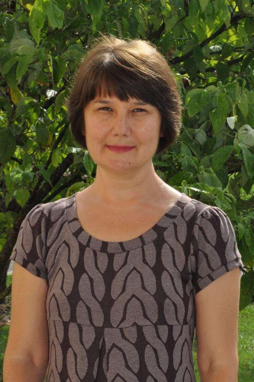 Dr. Elvira Sanatullova-Allison