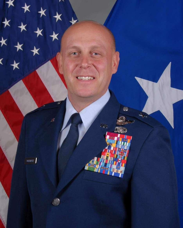 Maj. Gen. Eric Vollmecke