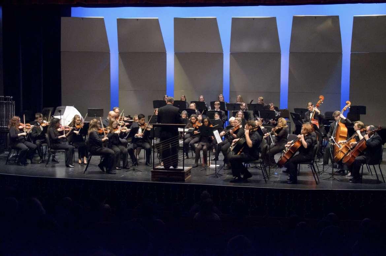 Shepherd Preparatory Orchestra