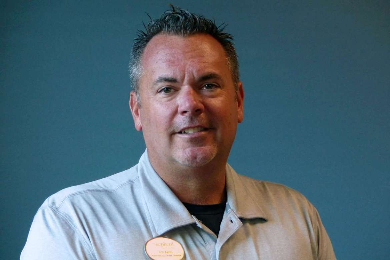 Jim Klein, the director of Shepherd University's Martinsburg Center.