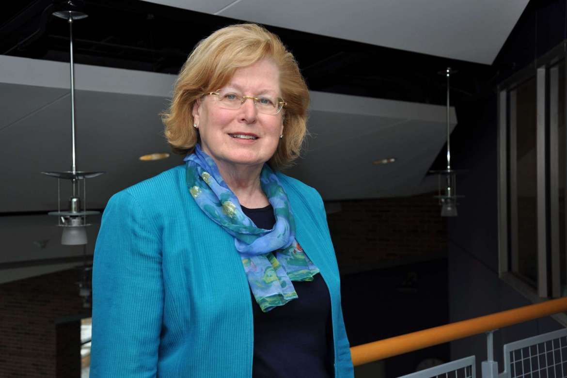 Dr. Sharon Mailey, acting dean for and chair of the Department of Nursing Education.