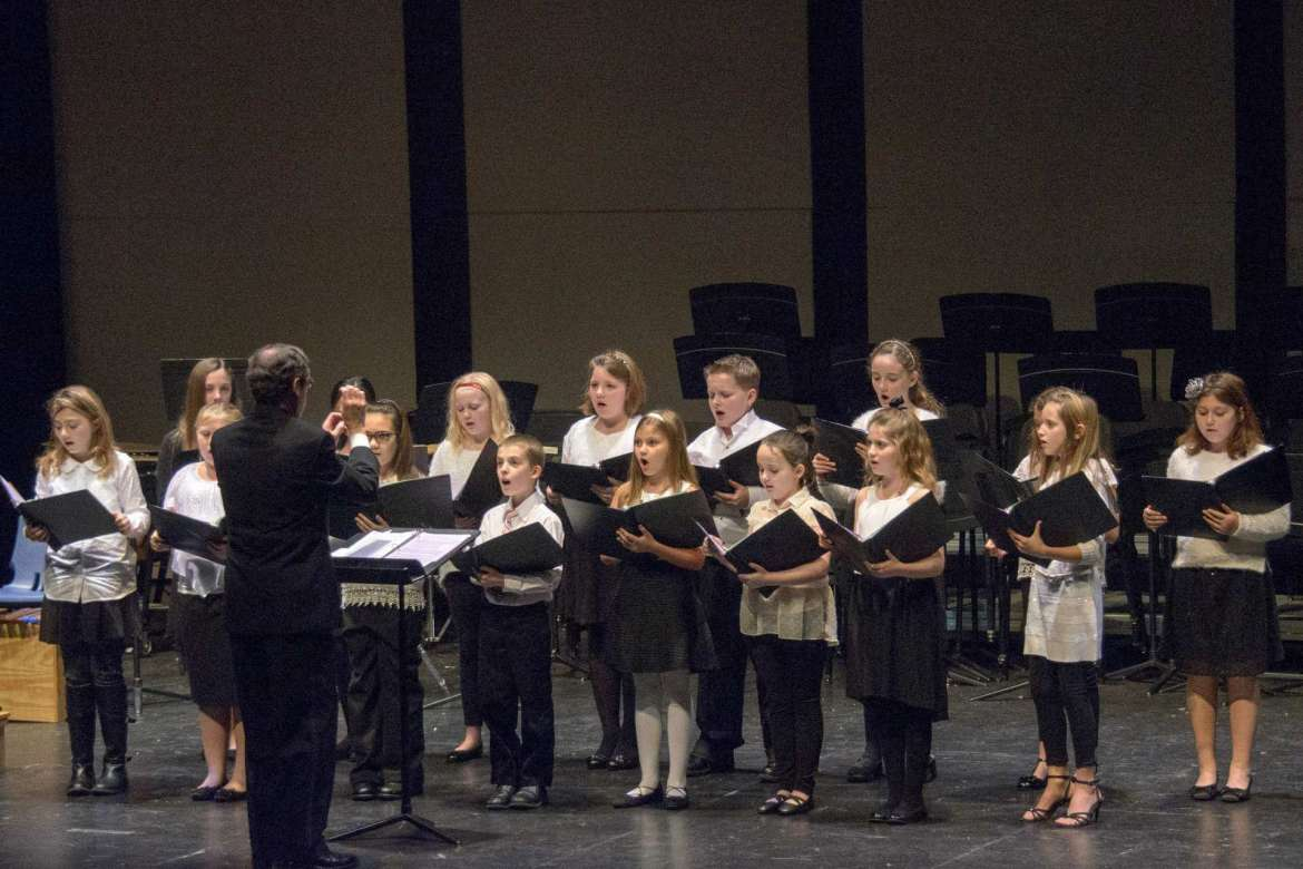 Shepherd Youth Chorus, formerly known as the Shepherd Preparatory Chorus