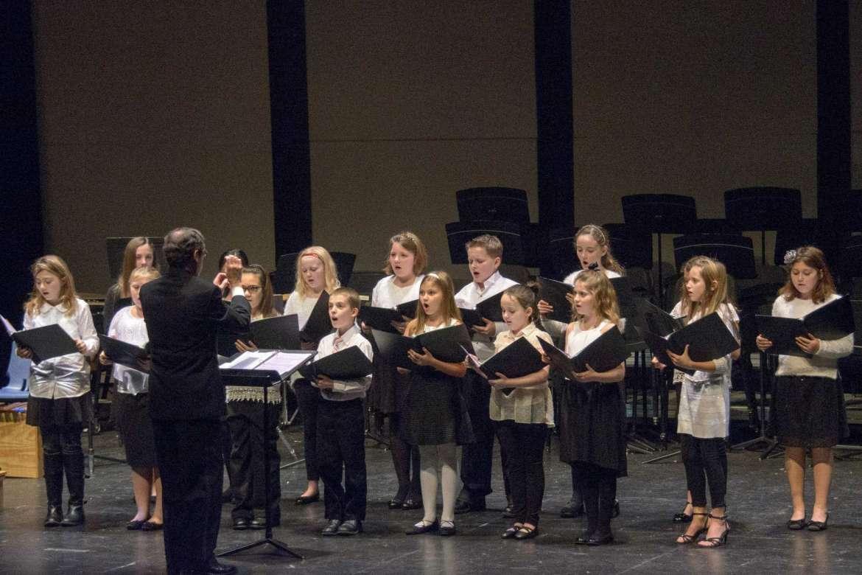 Shepherd Youth Chorus, formerly known as the Shepherd Preparatory Chorus