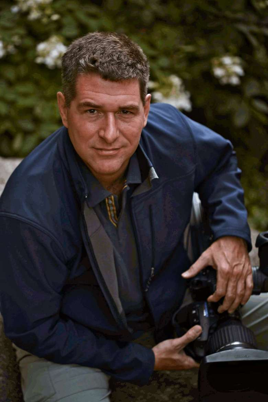 James Barrat, a documentary filmmaker, speaker, and author.