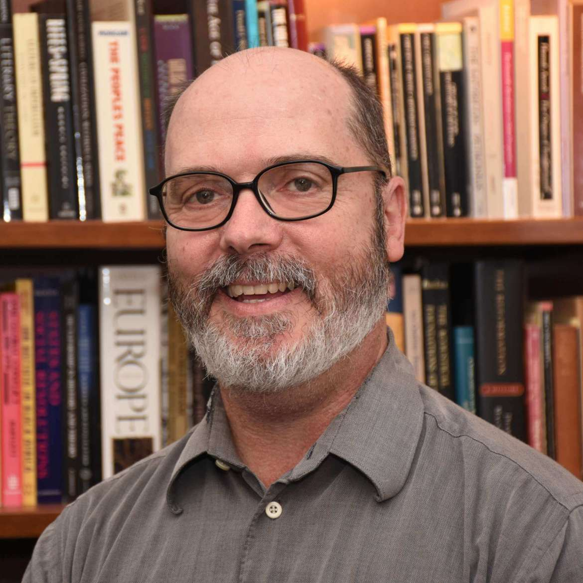 Dr. Keith Alexander, associate professor of history