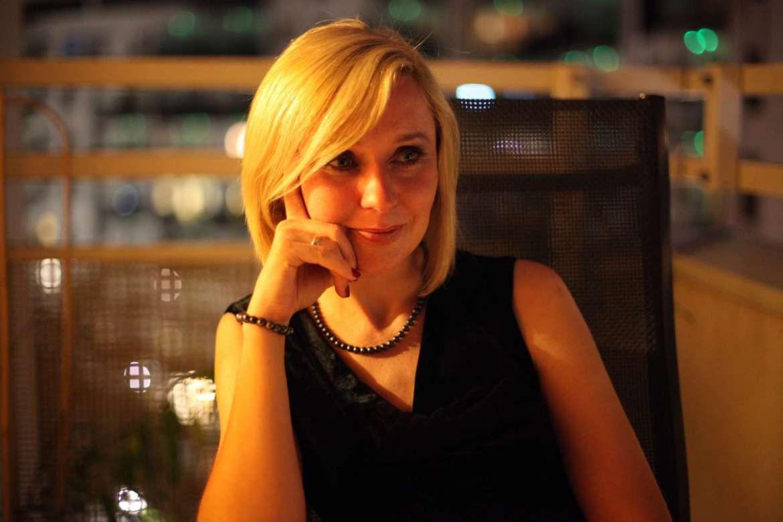 Dr. Joanna Paliszkiewicz, professor of economic sciences at Warsaw University of Life Sciences in Poland.