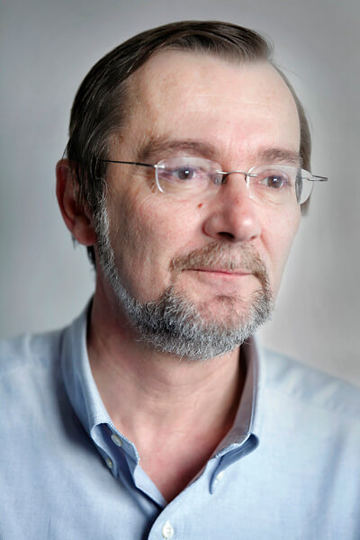 Dr. Jan Vanthienen, chaired professor in the Department of Decision Sciences and Information Management at the University of Leuven, Belgium.