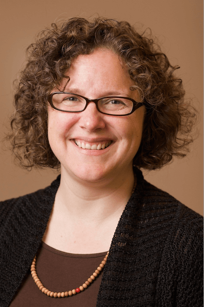 Dr. Rebecca Bates, professor of integrated engineering and computer science at the University of Minnesota, Mankato.