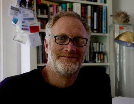 David Conover, executive producer of Compass Light Production.