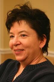 Denise Giardina, novelist.