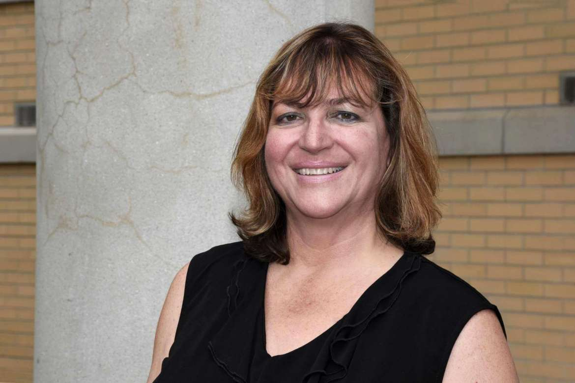 Dr. Heidi Dobish, associate professor of psychology and chair of the workshop committee.