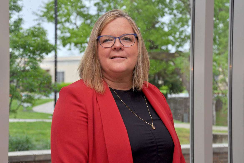 Dr. Barbara Mott, assistant professor of nursing education.