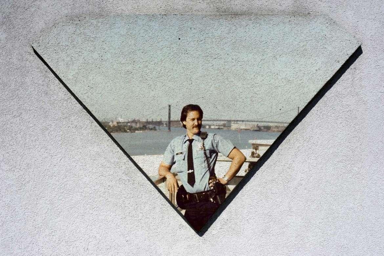 """The Ambassador Bridge"" by Ben Schonberger."