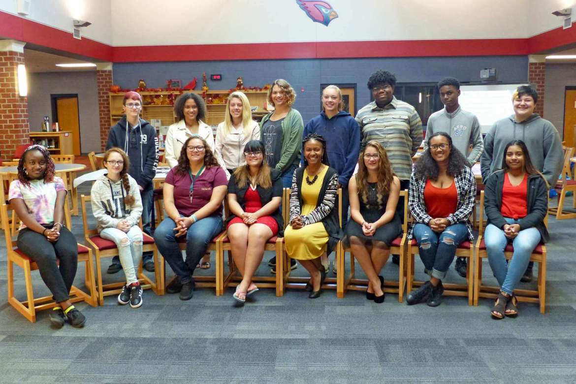 A group of students at Springs Mills High School are participating in a leadership and social justice through a program started by a Shepherd University professor. Dr. Chiquita Howard-Bostic, associate professor of sociology and chair of the Department of Sociology and Geography, called Help Bridge. The program is also being offered this year at Martinsburg High School.