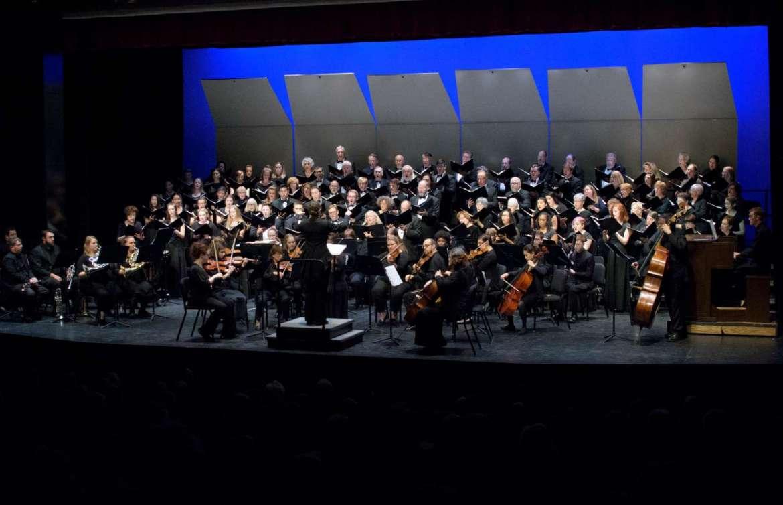 Masterworks Chorale at Shepherd University