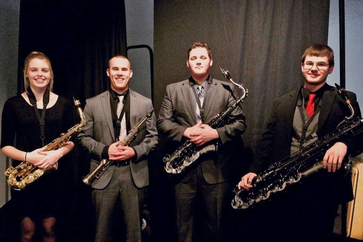The Saxophone Quartet