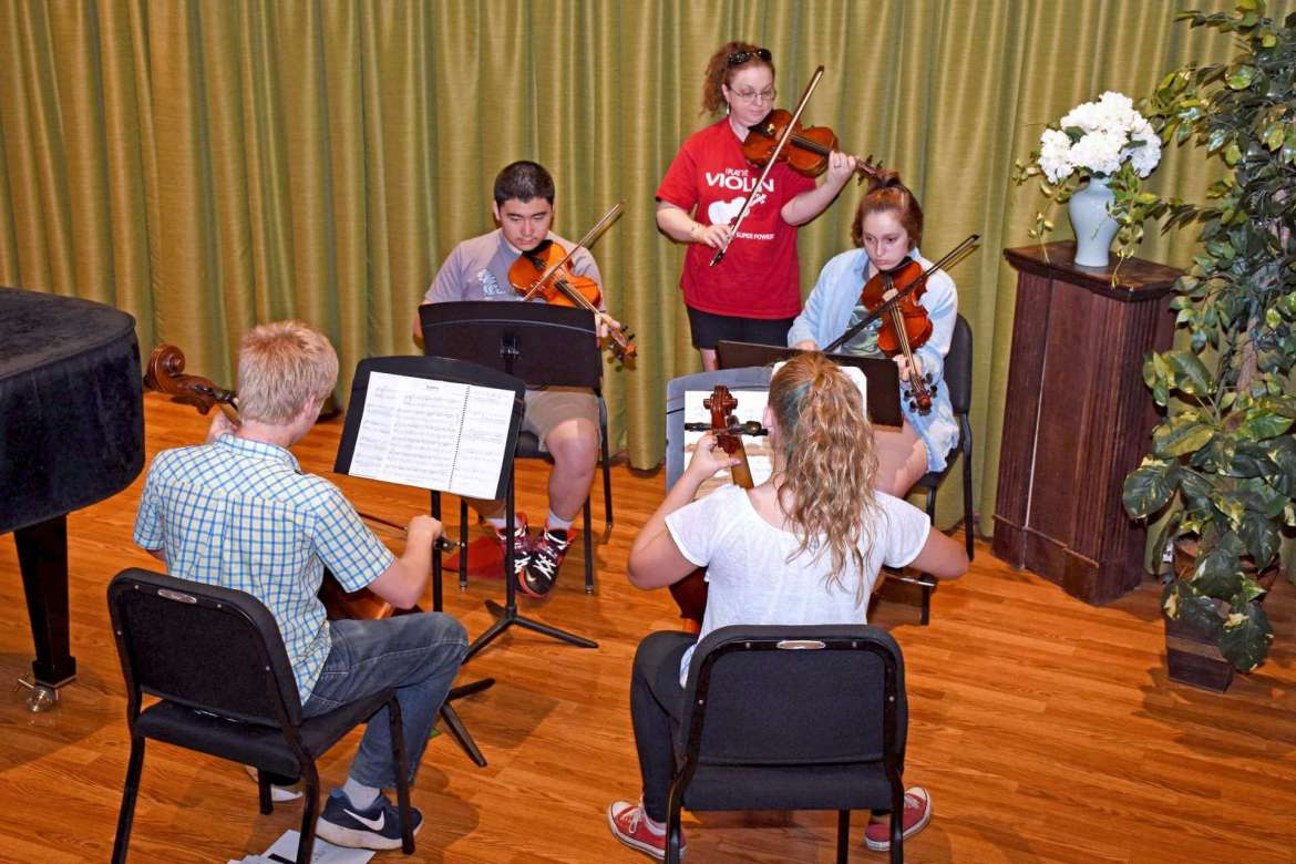 String Orchestra Camp