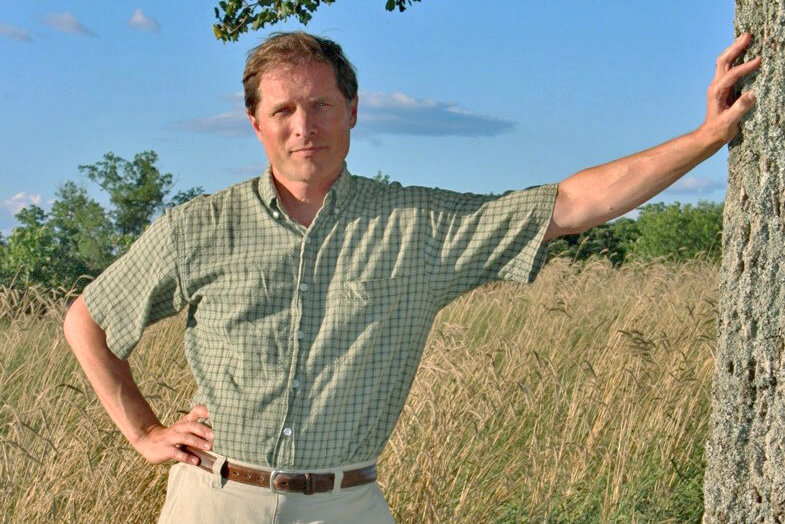 Scott Hartwig, retired Gettysburg National Military Park historian.
