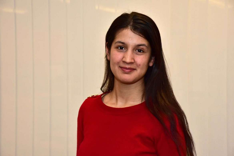 Saliha Saliha Nawaz, from Ghizer Gilgit, Pakistan.