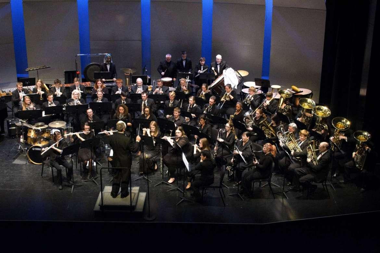Wind Ensemble and Symphonic Band.