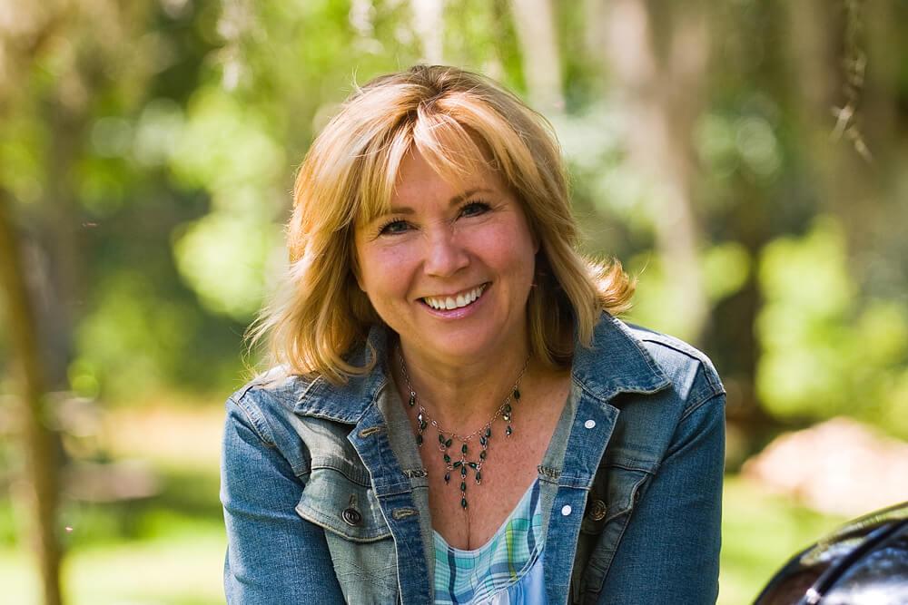 Karen Spears Zacharias, the 2018 Appalachian Heritage Writer in Residence.