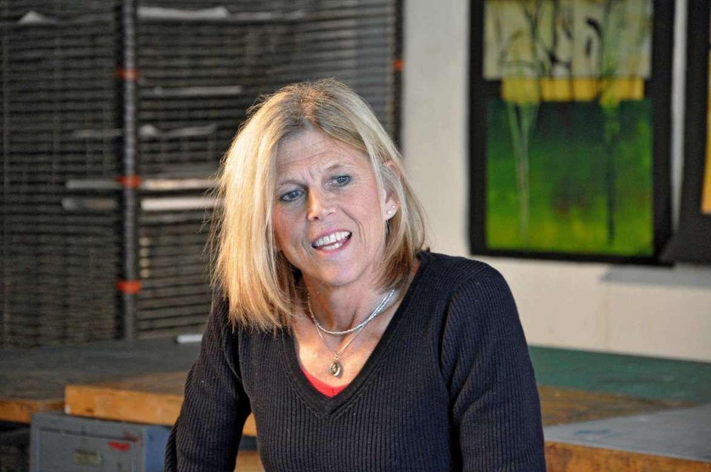 Alumni Susan Carney.
