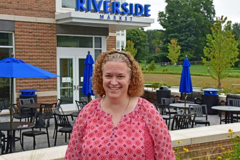 Dr. Liz Sechler, Shepherd's director of residence life.
