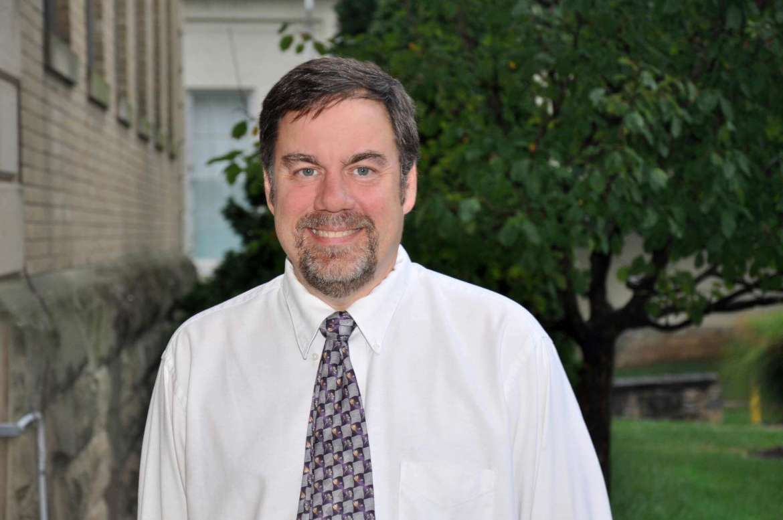Dr. David Gordon, professor of history.