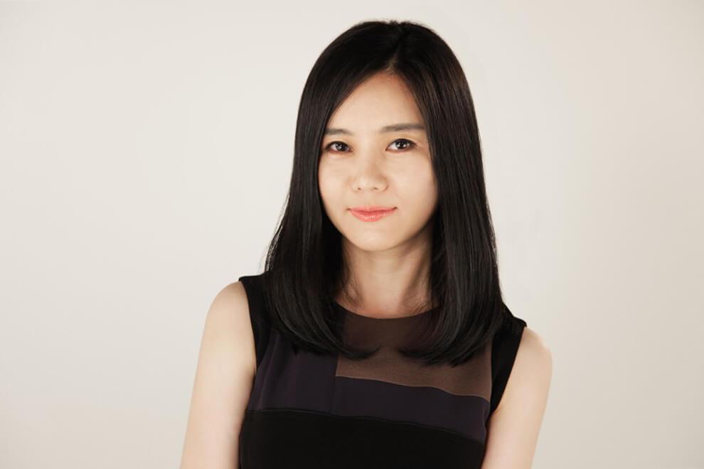 "Hyeonseo Lee, author of ""The Girl with Seven Names."""