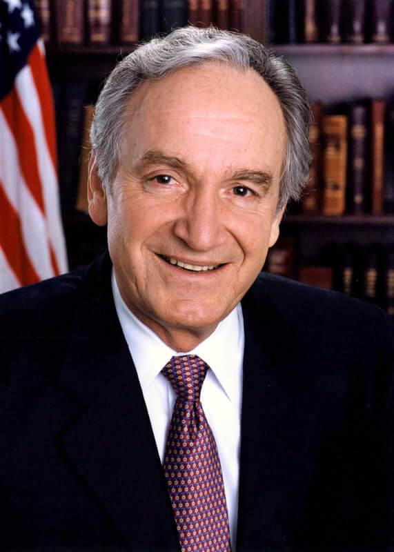 Tom Harkin, former Iowa Senator.