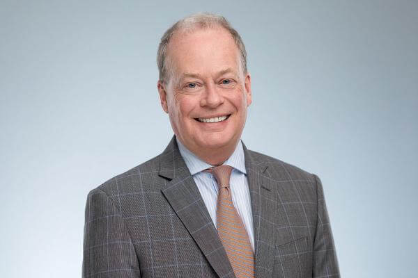 Norman Houston, director of the Northern Ireland Executive North America