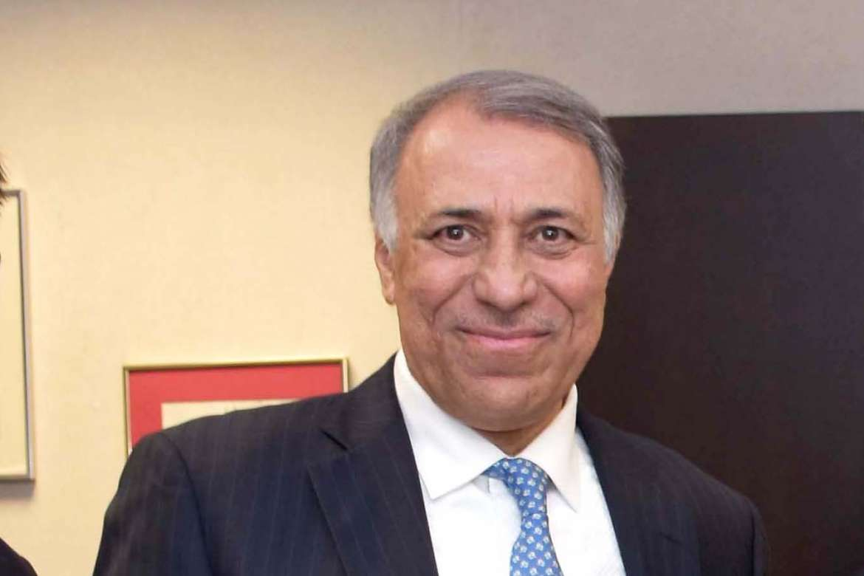 Dr. Abdulwahab Al-Dhafiri, a visiting professor from Kuwait.