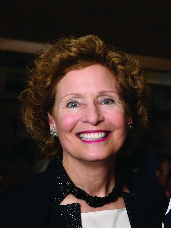 Dr. Mary J.C. Hendrix, president of Shepherd University