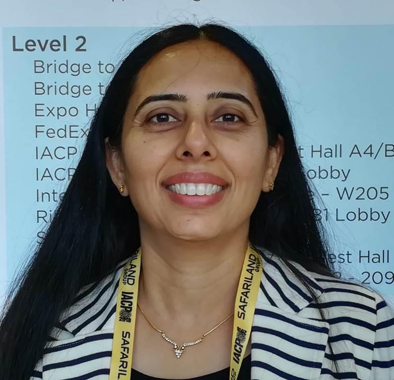 Dr. Shefali Tripathi