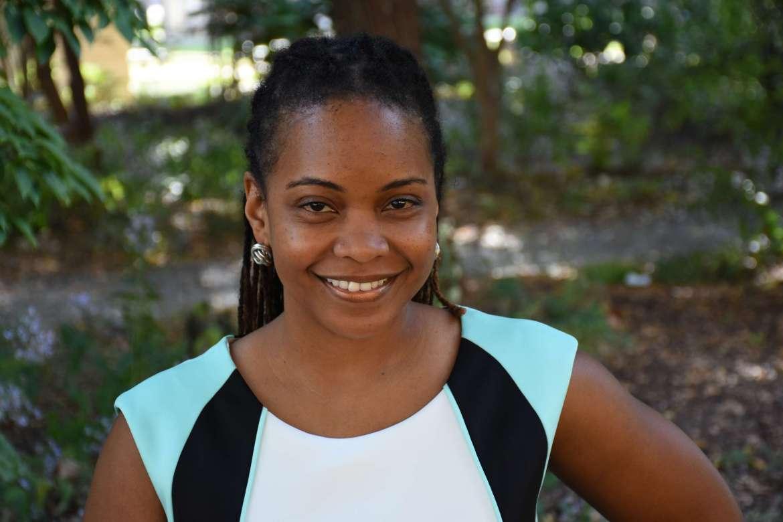 Dr. Janine Scott, assistant professor of business administration