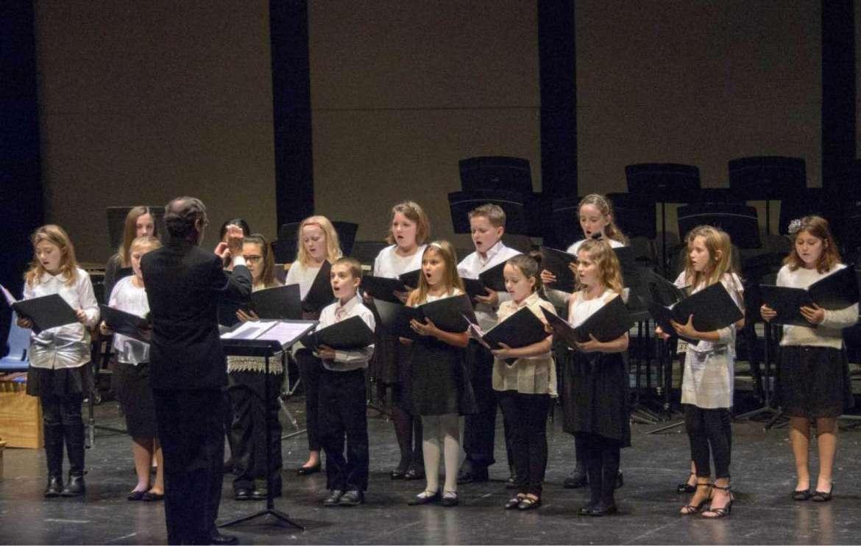 Shepherd Youth Chorus