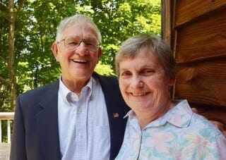 Bill and Bonnie Stubblefield