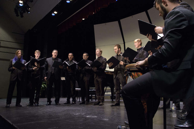 Aries Tenor/Bass Choir by John Crawford
