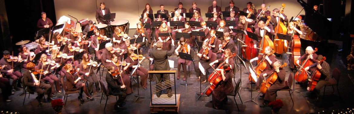 Shepherd University's Community Orchestra and Junior String Ensemble