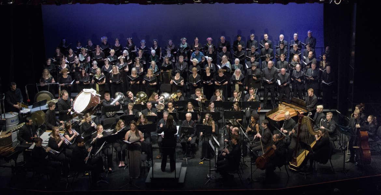 Shepherd University's Masterworks Chorale