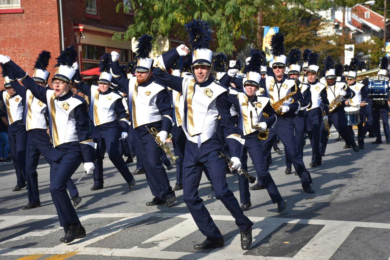 Shepherd University Ram Band