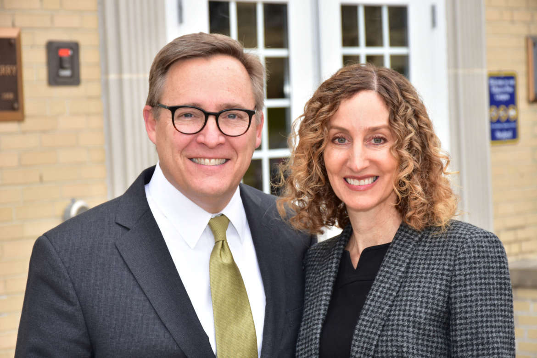 Rob and Mary Logan Hoxton
