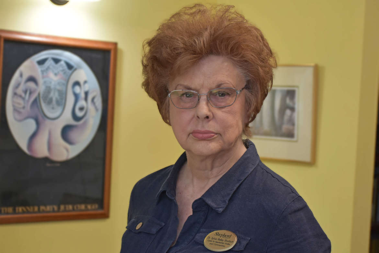 Dr. Sylvia Bailey Shurbutt, director, Center for Appalachian Studies and Communities