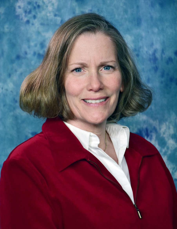 Dr. Amy DeWitt, professor of sociology